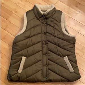 (LAST PRICE DROP)  Puffer Vest NWOT Sz 1X